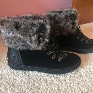 sporto snug faux fur/ lined boots
